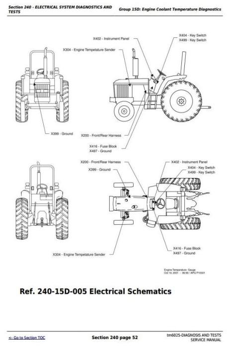 general engine diagnosis