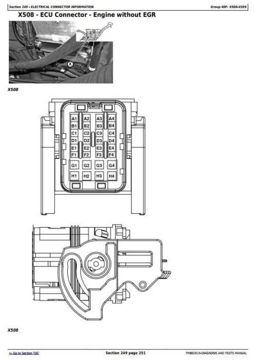 john deere 3520 wiring diagrams