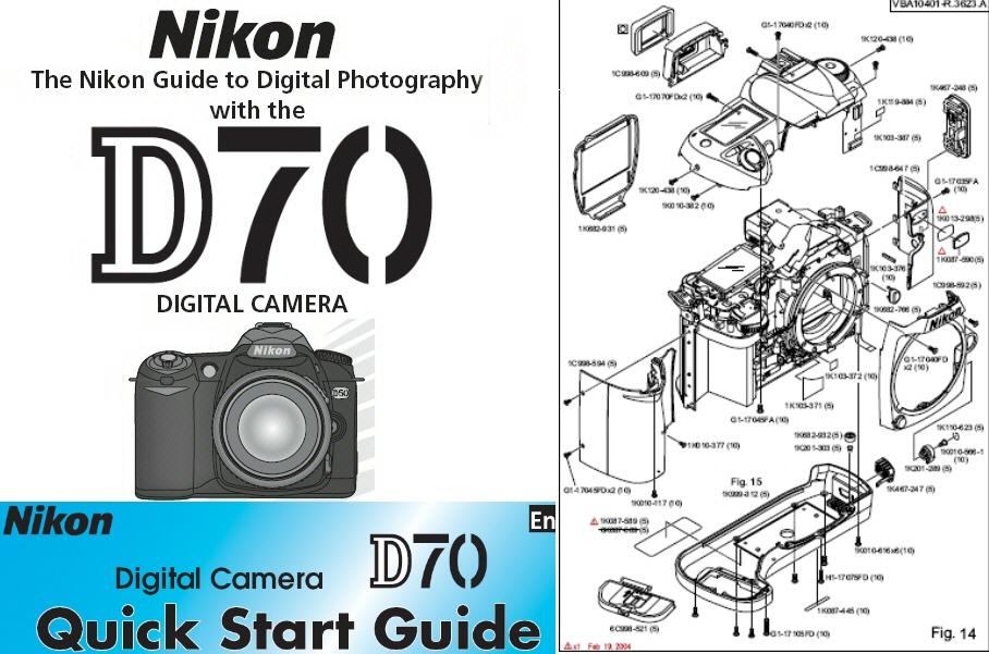 nikon d70 camera manual