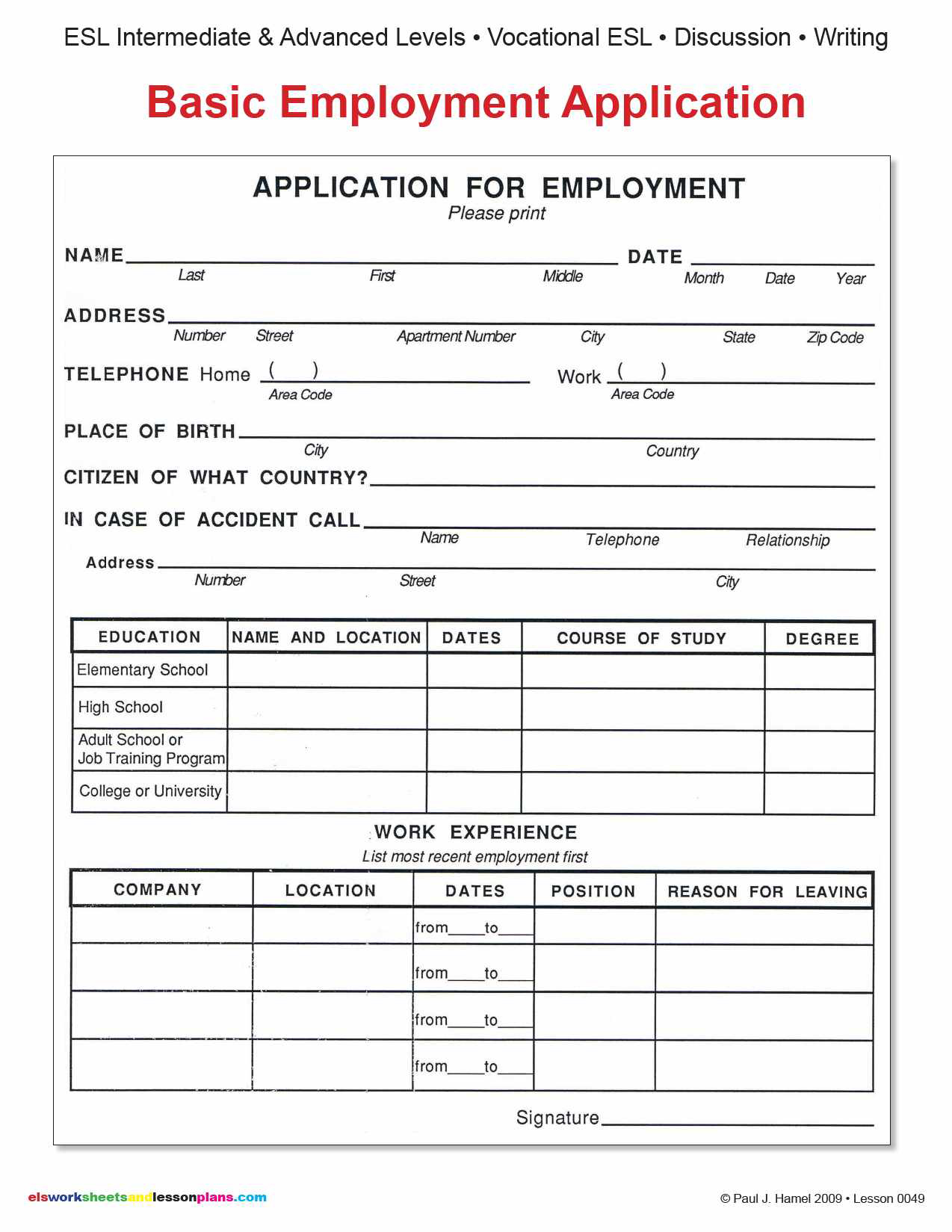 job application pdf generic sample customer service resume job application pdf generic job application form pdf employment generic job application pdf generic