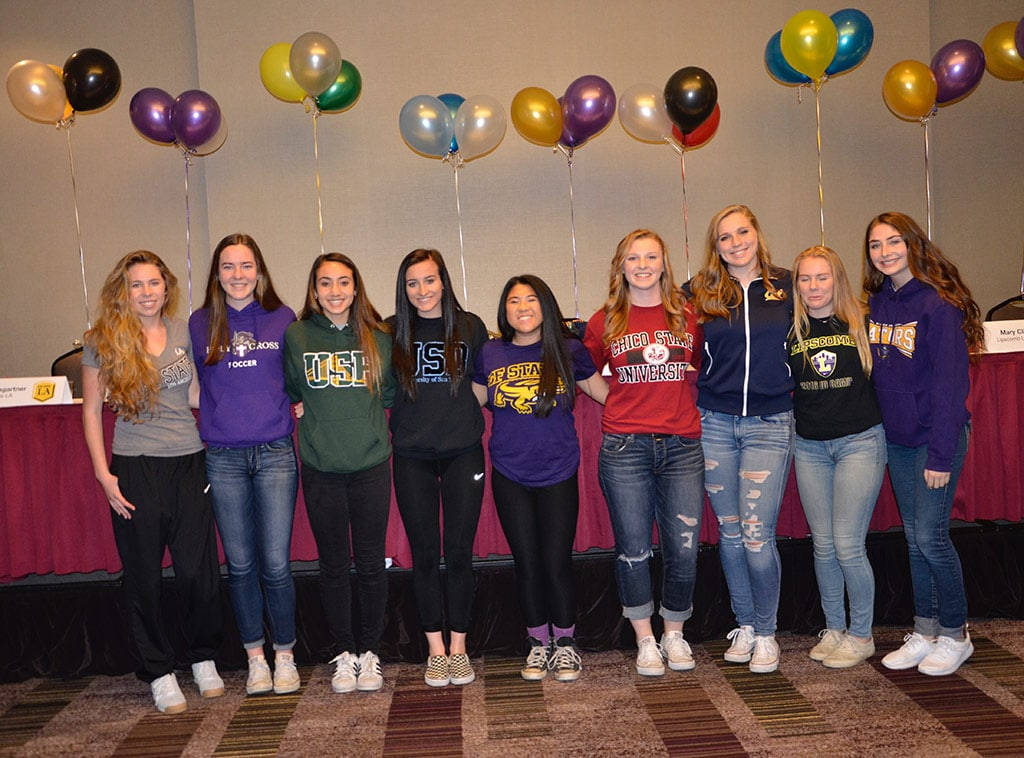 National Letter of Intent Signing Night \u2013 February 1, 2017
