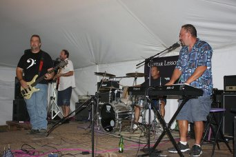 The Anthony Dell Band