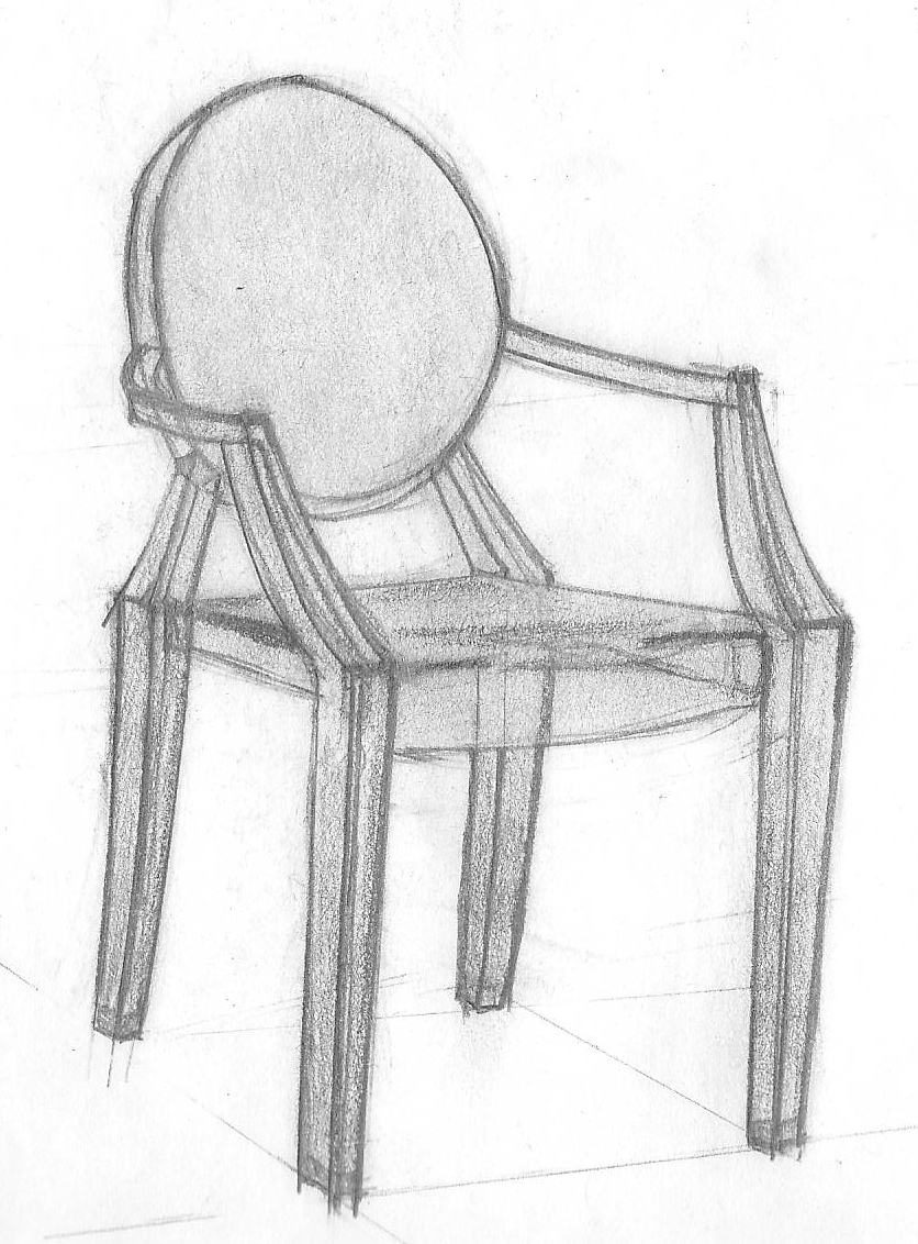 Arne Jacobsen Sessel Those Famous Chairs | Please Sketch