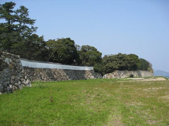 萩城東海岸