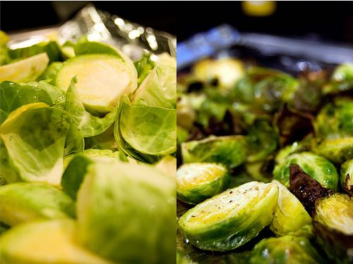 How to Make Brussels Sprouts that Don't Taste Like Crap