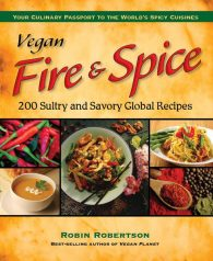 vegan fire and spice cookbook