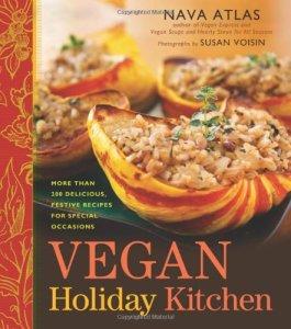 vegan holiday kitchen cookbook