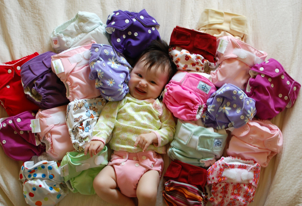 Complete Guide to Cloth Diapers