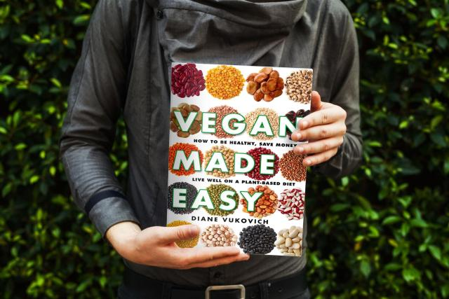 vegan made easy ebook