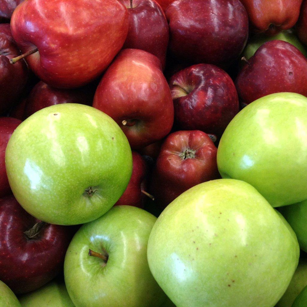Vegan Weight Loss Diet — Apples
