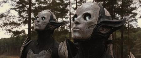 Dark Elven Mask