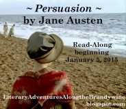 Upcoming Persuasion Read-Along
