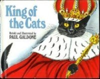 King of the Cats: A Ghost Story by Joseph Jacobs – Retold by Paul Galdone