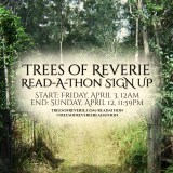 Trees of Reverie April 2015 Read-A-Thon Wrap