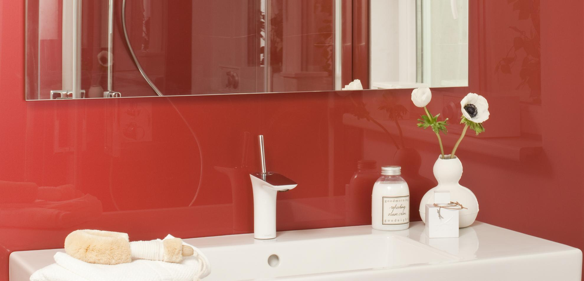 Wall Cladding Without Tiles With Plexiglas Plexiglas Online Kaufen