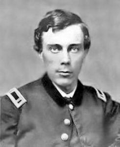Martin M. Andrews of Company C, 7th Ohio Volunteer Infantry
