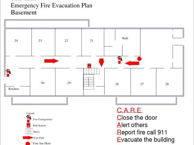 Home Fire Evacuation Plan Template 12 Home Fire Evacuation Plan