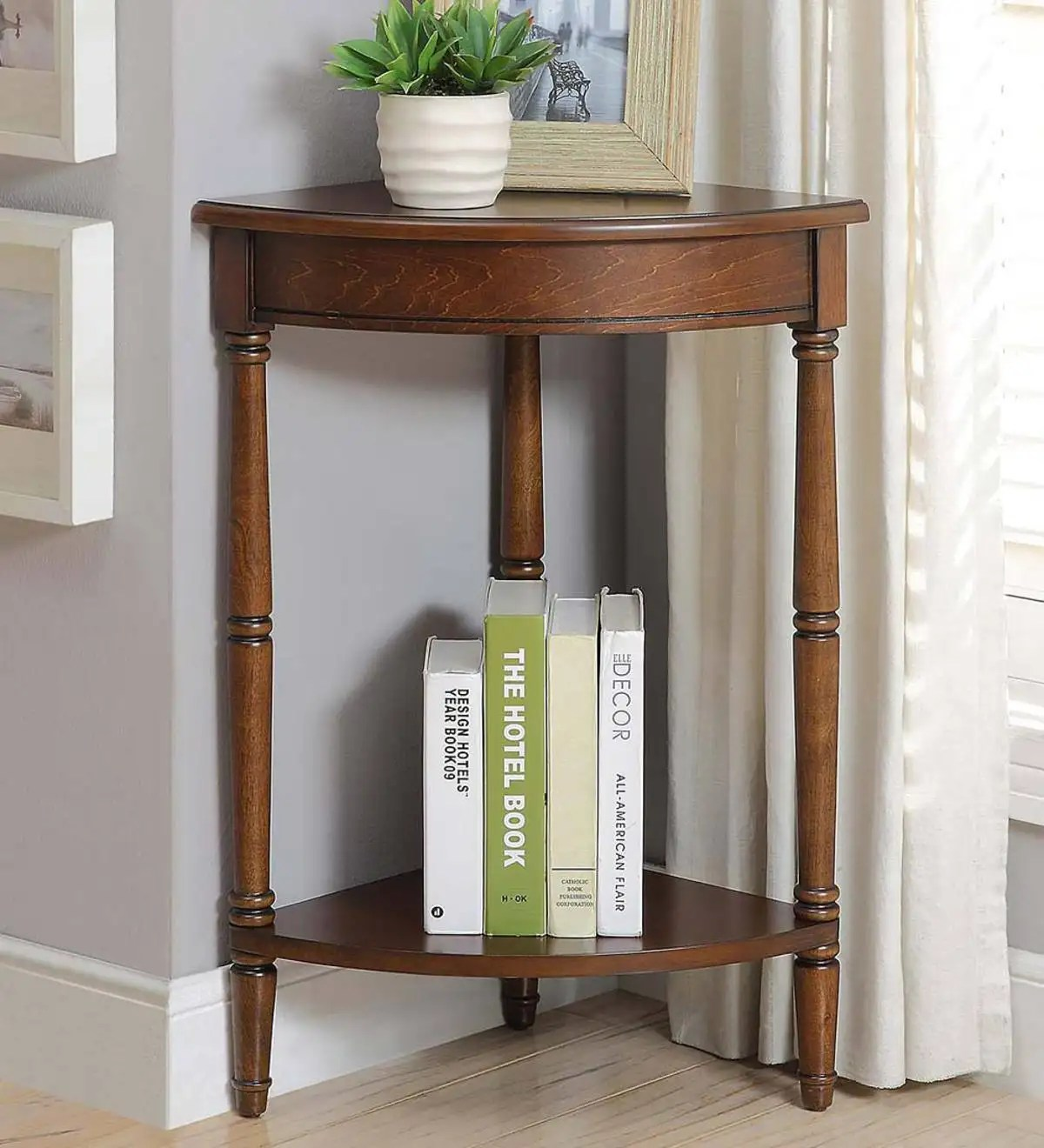 Corner Table For Plants Corner Table Plant Stand Accent Tables Indoor