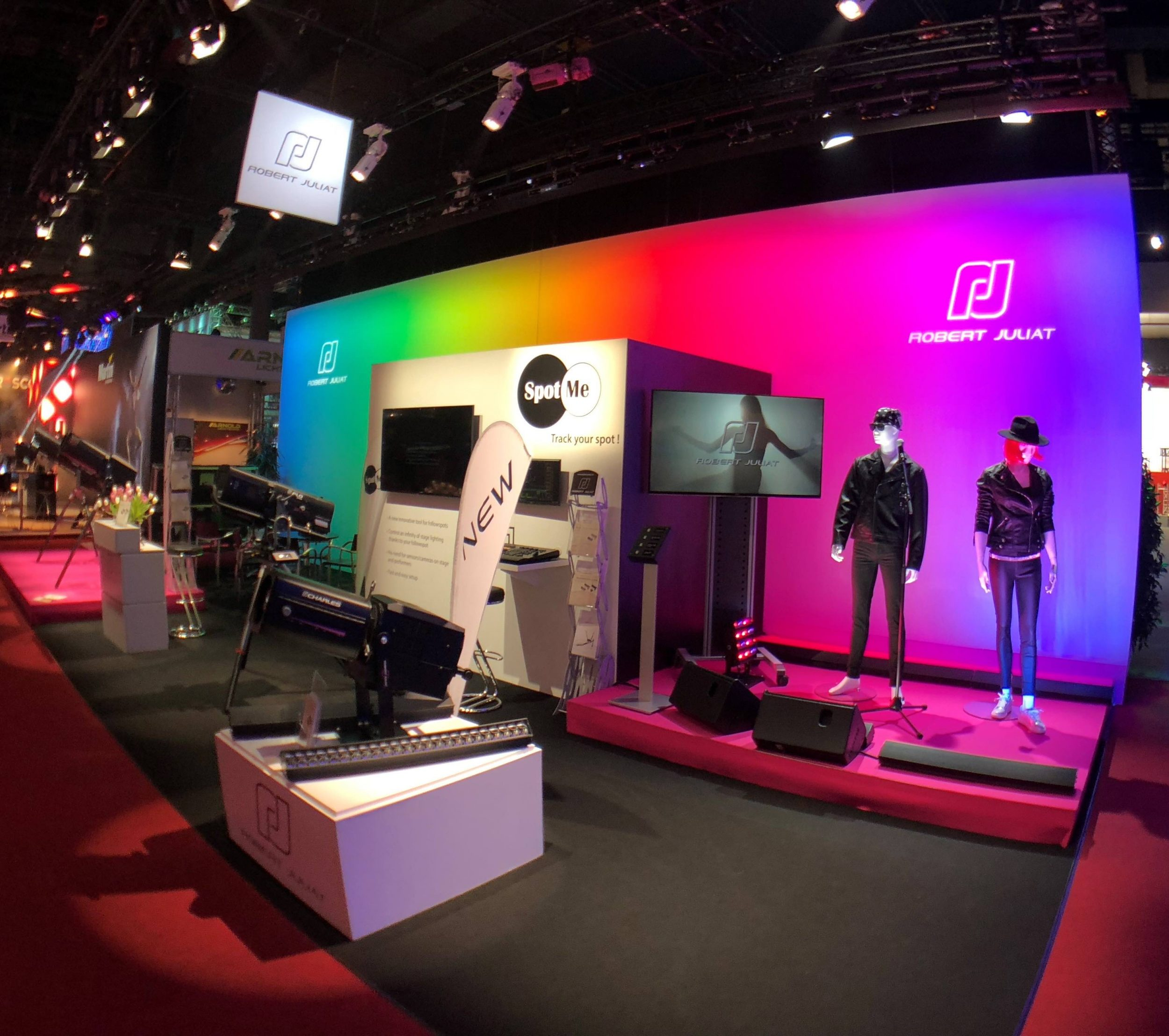 Prolight Led Robert Juliat New Products Led The Way At Prolight Sound 2018 Plsn