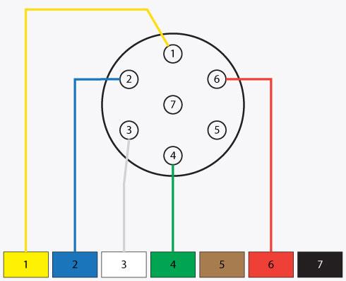 12 Pin Wiring Diagram Wiring Diagram