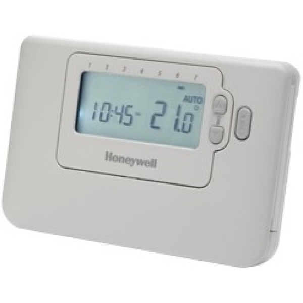 Honeywell Chronotherm Wireless Honeywell Cm707 7 Day Wired Programmable Thermostat