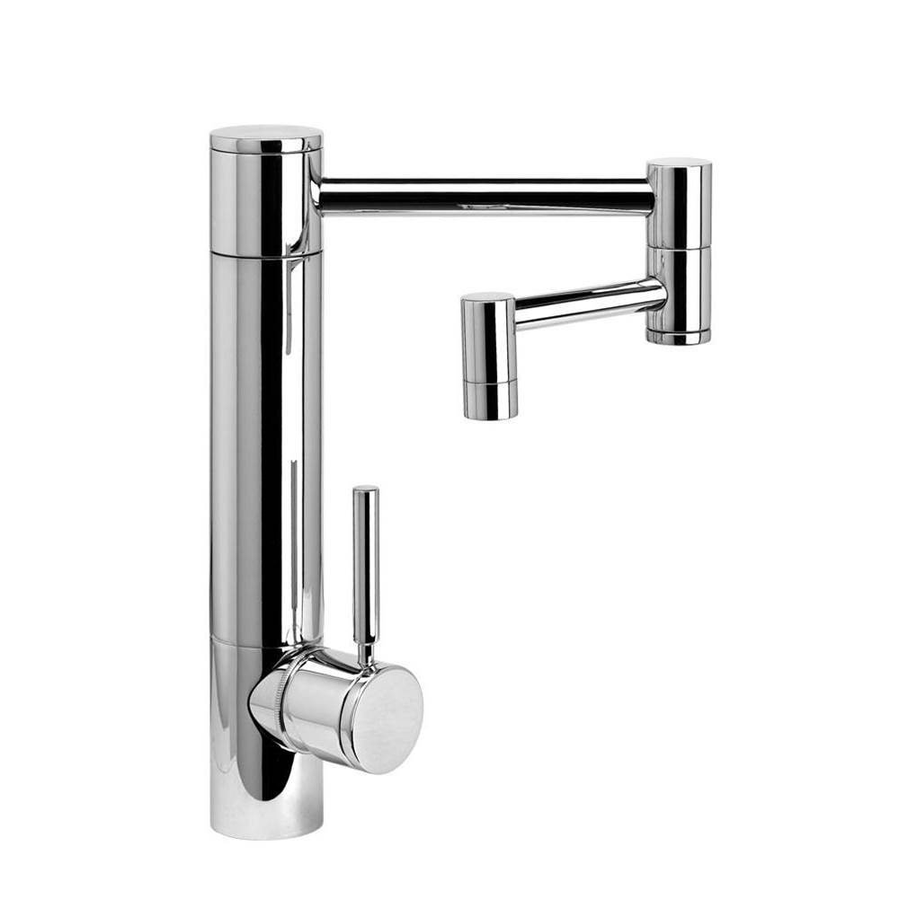 Kitchen faucets Single hole v45 articulating kitchen faucet 1 00 1 60