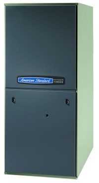 An American Standard high-efficiency furnace will save you ...