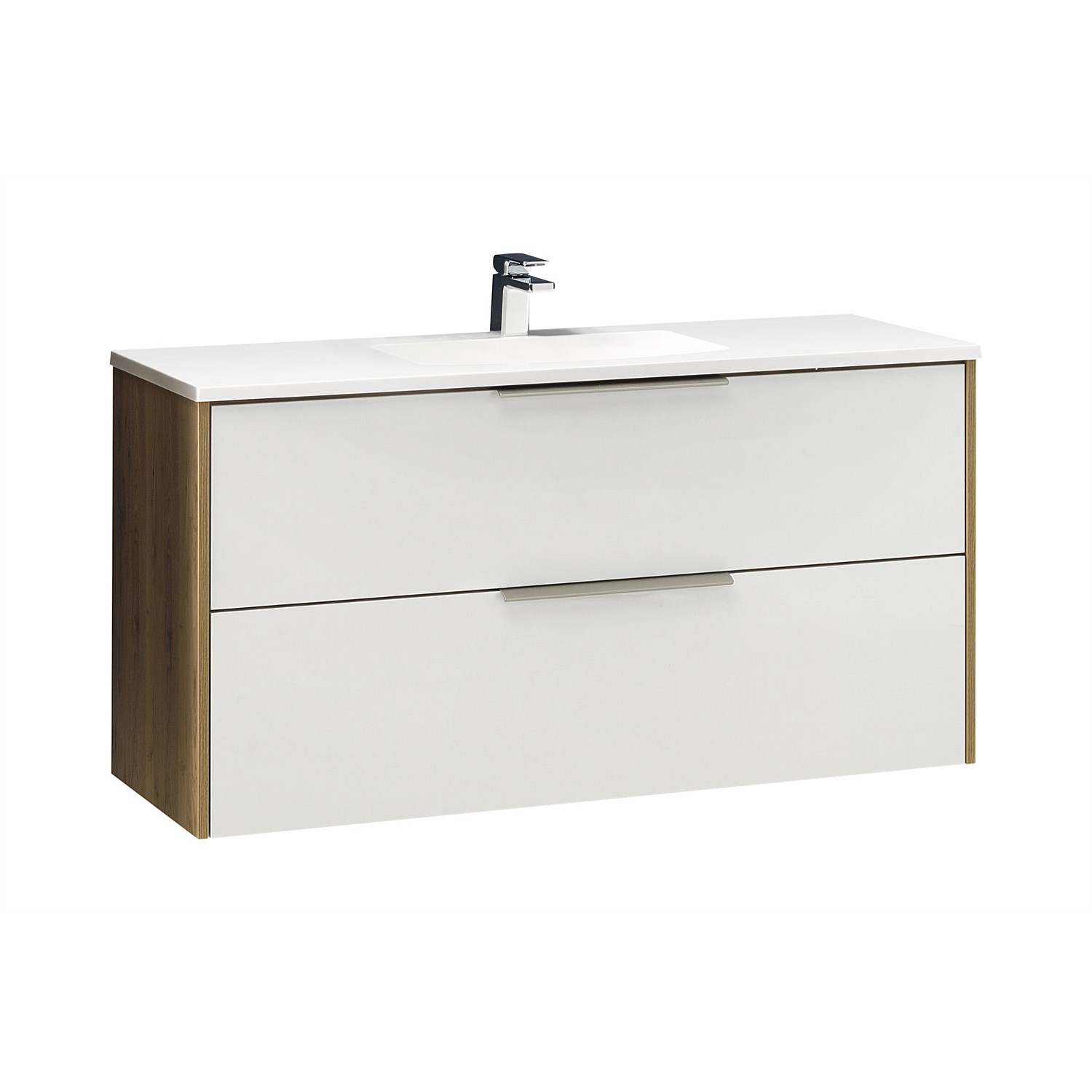 1200mm Bathroom Vanity Vanities And Storage Clearlite Nikau 1200mm Vanity