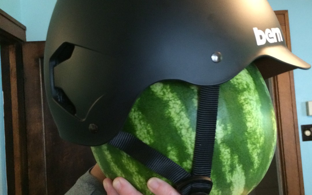 Heavy Lies the Head That Wears the Helmet.