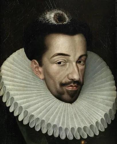 Henri III par François Quesnel