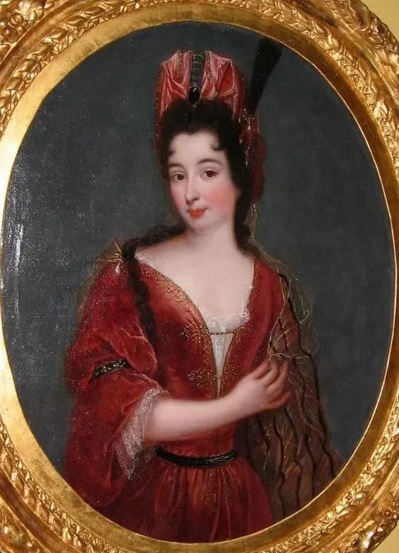 Portrait présumé de Gabrielle, marquise de Thianges