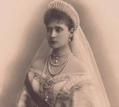 La santé désastreuse d'Alexandra Feodorovna de Russie