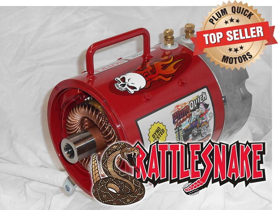 Rattle Snake, Club Car - Master Series - High Speed Performance