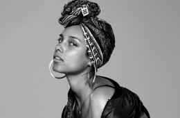 Alicia Keys Cusica Plus