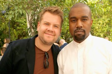 James Corden. The Late, Late Show. Fade. Kanye West. Parodia. Cúsica Plus