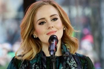 Adele. No más giras hasta dentro de 10 años. Cúsica Plus
