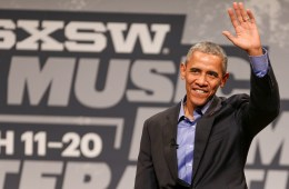 Barack Obama. South By South Lawn. Festival. Casa Blanca. Cúsica Plus