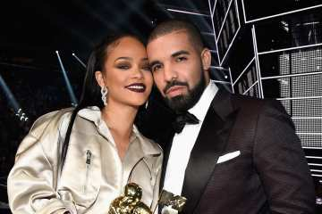Rihanna. Drake. Beso. Miami. VMA. Bitch Better Have My Money. Cúsica Plus