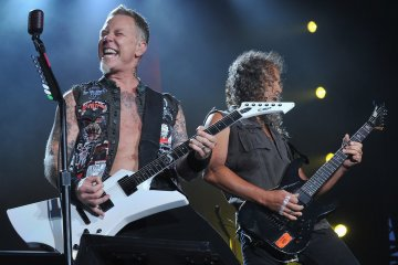 Metallica. Moth Into Flame. Primera vez en vivo. Hardwired... to Self-Destruct. Cúsica Plus