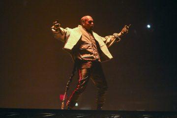 Kanye West. Saint Pablo Tour. Jonah Hill. Vic Mensa. Mosh Pit. Pogo. Cúsica Plus