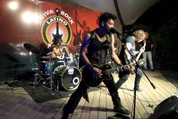 Hard Rock Café. Viva Rock Latino. Concurso. Eventos. Cúsica Plus