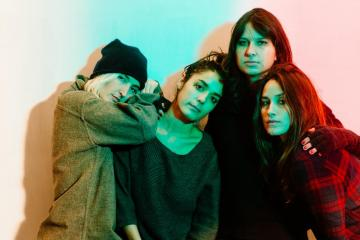 Warpaint. Whiteout. Nuevo tema. Heads Up. Nuevo disco. Cúsica Plus