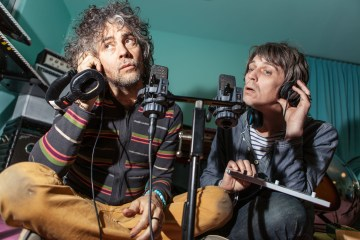 The Flaming Lips. Oczy Mlody. Nuevo disco. The Castle. Nuevo tema. Teaser. Cúsica Plus