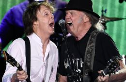 Neil Young. Paul McCartney. A Day in A Life. Why Don't We Do It in the Road. The Beatles. Desert Trip. Cúsica Plus