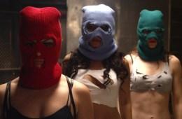 """Pussy Riot estrena el videoclip """"Straight Outta Vagina"""". Cúsica Plus"""