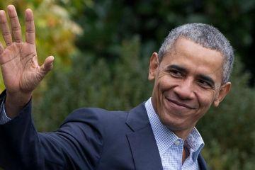 "Obama cantó ""Purple Rain"" de Prince y junto a su esposa bailó ""Thriller"" de Michael Jackson. Cúsica Plus"