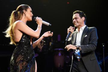 """Jennifer López y Marc Anthony publican oficialmente su versión de """"Olvidame y pega la vuelta"""". Cusica Plus"""