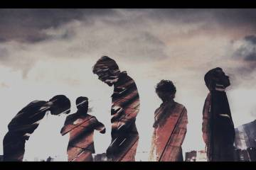 """Los Mesoneros publican oficialmente """"Caiga la noche"""" con lyric video. Cúsica Plus"""