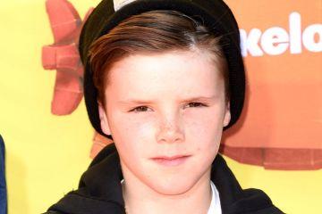 El hijo de David y Victoria Beckham, Cruz debuta como cantante. Cusica Plus