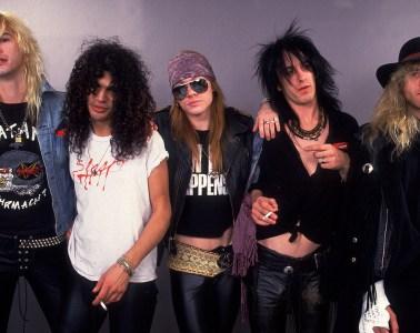 10 videos que cuentan la historia de Guns N' Roses . Cusica Plus